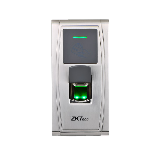 Bluetooth Single door standalone fingerprint controller for outdoor use
