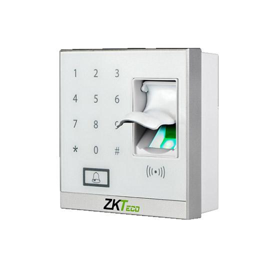 Single door standalone fingerprint controller