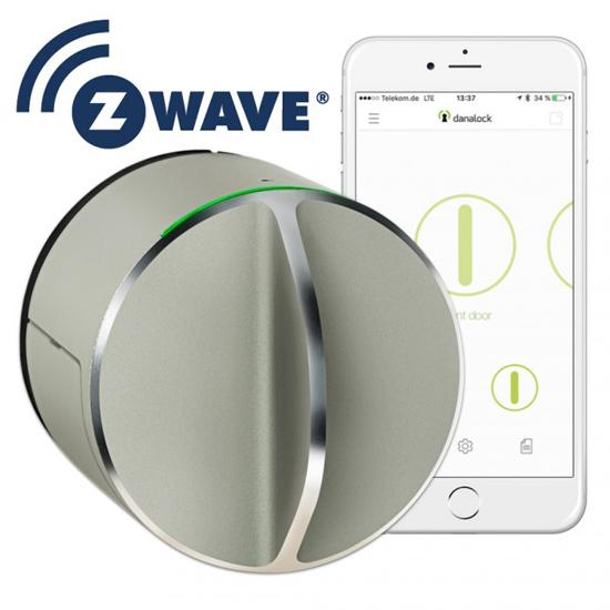 Danalock V3 Bluetooth & Zwave