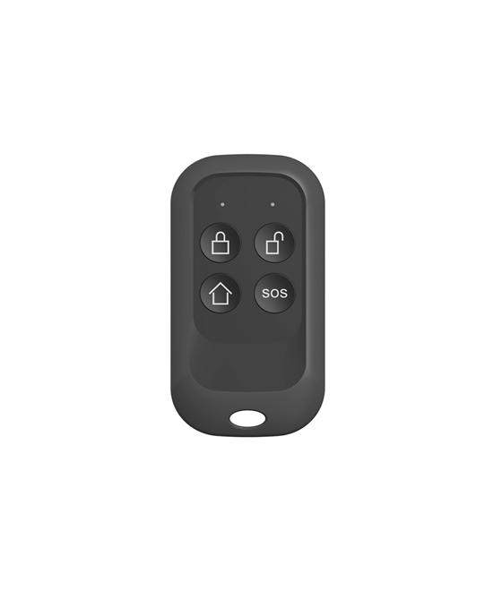 App Controlled GSM Alarm System