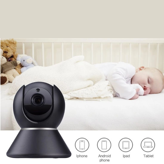 FHD Smart WiFi  PTZ camera for indoor